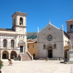 1NORCIA Piazza San Benedetto (2)