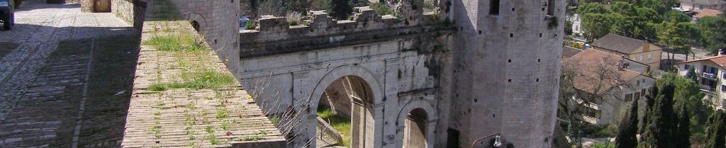 Itinerario 6 – Spello, Spoleto, Montefalco, Bevagna